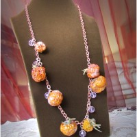 Necklace Tomatoes